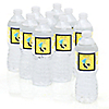 Honey Bee - Personalized Party Water Bottle Sticker Labels - Set of 10