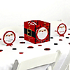 Jolly Santa Claus - Christmas Party Centerpiece & Table Decoration Kit