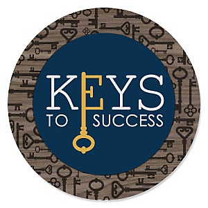 Keys to Success - Graduation Theme