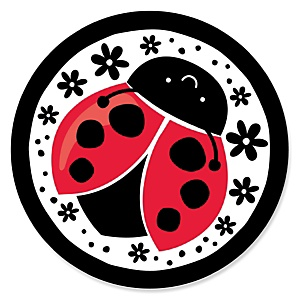 Happy Little Ladybug Party Theme