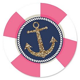 Last Sail Before The Veil - Bachelorette Party & Bridal Shower Theme
