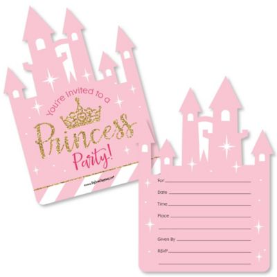Baby Shower Fill In Invitations Thank You Cards