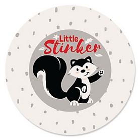 Little Stinker - Woodland Skunk Party Theme