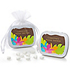 Luau - Personalized Bridal Shower Mint Tin Favors
