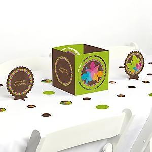 Luau - Party Centerpiece & Table Decoration Kit