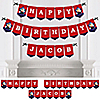 Magic - Personalized Birthday Party Bunting Banner & Decorations