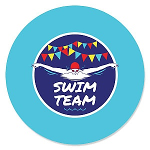 Making Waves - Swim Team - Baby Shower Theme