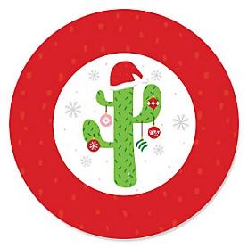 Merry Cactus - Christmas Cactus Party Theme