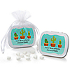 Let's Fiesta - Personalized Mexican Fiesta Party Mint Tin Favors