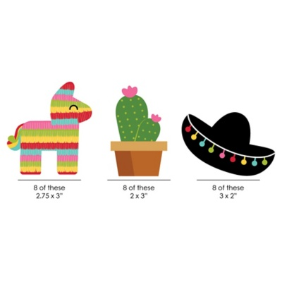 Let's Fiesta - Mexican Fiesta Party Theme ...