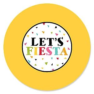 Let's Fiesta - Mexican Fiesta Party Theme