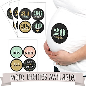 Mommy's Pregnancy Photo Prop Sets
