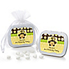Monkey Neutral - Personalized Birthday Party Mint Tin Favors
