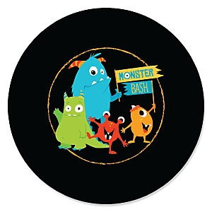 Monster Bash - Baby Shower Theme