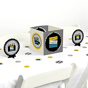 Movie - Hollywood Party Centerpiece and Table Decoration Kit