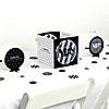Mr. & Mrs. - Silver - Wedding Centerpiece & Table Decoration Kit