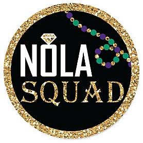NOLA Bride Squad - New Orleans Bachelorette Theme