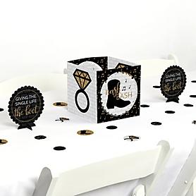 Nash Bash - Nashville Bachelorette Party Centerpiece and Table Decoration Kit