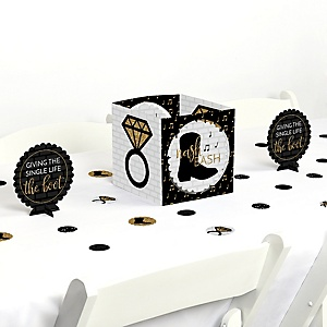 Nash Bash - Nashville Bachelorette Party Centerpiece and Table Decoration Kit