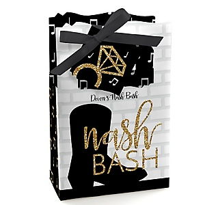 Nash Bash - Personalized Nashville Bachelorette Party Favor Boxes - Set of 12