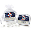Ahoy - Nautical - Personalized Baby Shower Mint Tin Favors