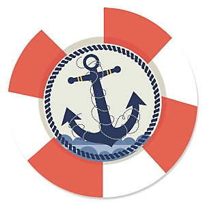 Ahoy - Nautical - Baby Shower Theme