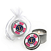 Last Sail Before The Veil - Personalized Bachelorette Party & Bridal Shower Candle Tin Favors - Set of 12
