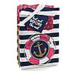 Last Sail Before The Veil - Personalized Bachelorette Party & Bridal Shower Favor Boxes - Set of 12