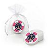 Last Sail Before The Veil - Personalized Bachelorette Party & Bridal Shower Lip Balm Favors - Set of 12