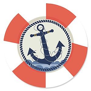 Ahoy - Nautical - Birthday Party Theme