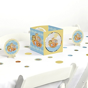 Noah's Ark - Baby Shower Centerpiece and Table Decoration Kit