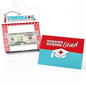 Nurse Graduation - Medical Nursing Graduation Money Holders - 8 ct.