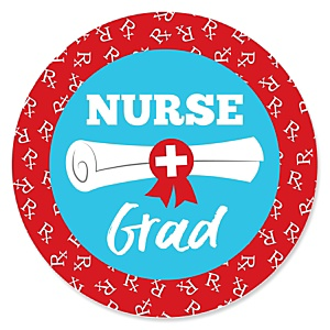 Nurse Graduation - Medical Nursing Graduation Party Theme