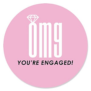 OMG, You're Getting Married! - Engagement Party Theme
