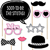 OMG, You're Getting Married! - Engagement - 20 Piece Photo Booth Props Kit