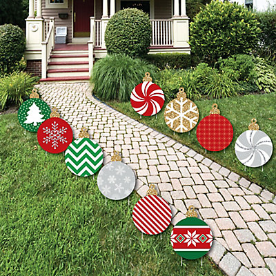 Ornaments lawn decorations outdoor holiday and christmas for Amazon christmas lawn decorations