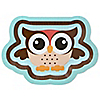 Owl - Look Whooo's Having A Birthday - Birthday Party Dinner Plates - 8 ct
