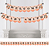 Owl Girl - Look Whooo's Having A Baby - Personalized Baby Shower Bunting Banner & Decorations