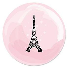 Paris, Ooh La La - Baby Shower Theme