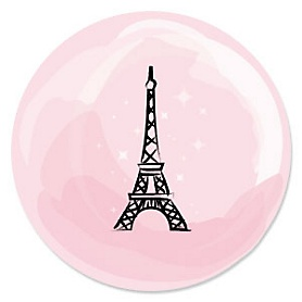 Paris, Ooh La La - Paris Themed Party