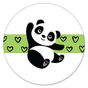 Party Like a Panda Bear - Party Theme
