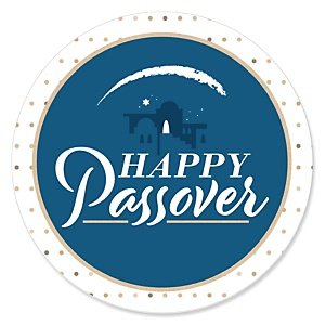 Happy Passover - Pesach Jewish Holiday Party Theme