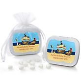 It's A-Boy Mates! Pirate - Personalized Baby Shower Mint Tin Favors