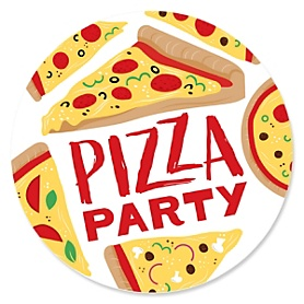 Pizza Party - Party Theme