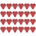 Drink If Game - Prancing Plaid Adult Drinking Game - Buffalo Plaid Party Game - 24 Count