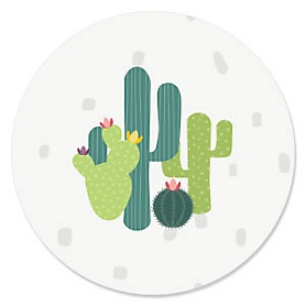 Prickly Cactus Party - Fiesta Party Theme