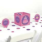 Pretty Princess - Party Centerpiece & Table Decoration Kit