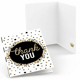 Prom - Prom Night Party Thank You Cards - 8 ct
