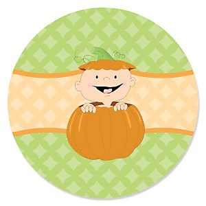 Little Pumpkin - Birthday Party Theme