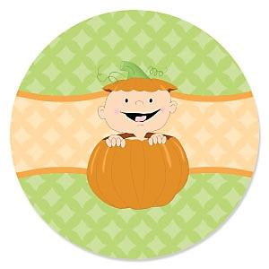 Little Pumpkin - Birthday Party Theme